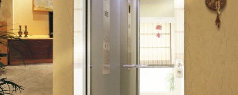 Thang máy tiết kiệm diện tích (thang máy mini)